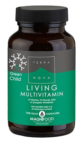 Green Child Living Multivitamin