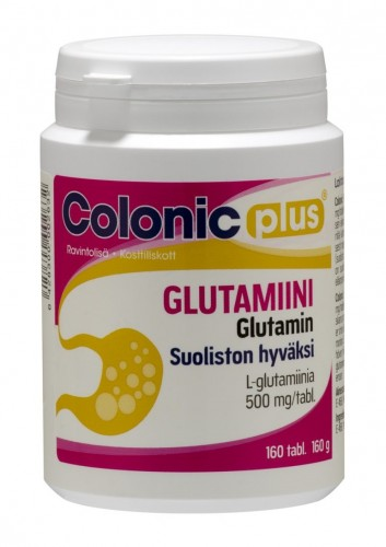 Colonic Plus Glutamiini