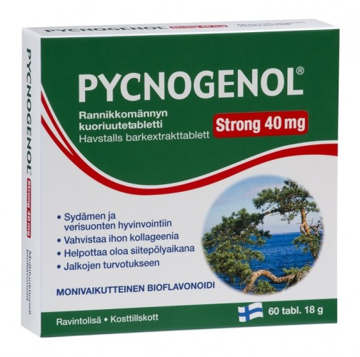 Pycnogenol Strong 40 mg
