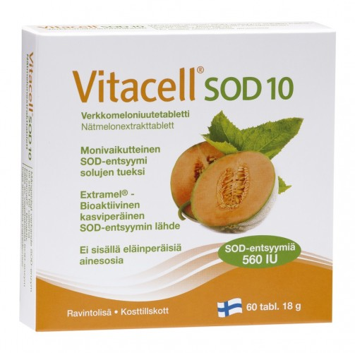 Vitacell SOD 10