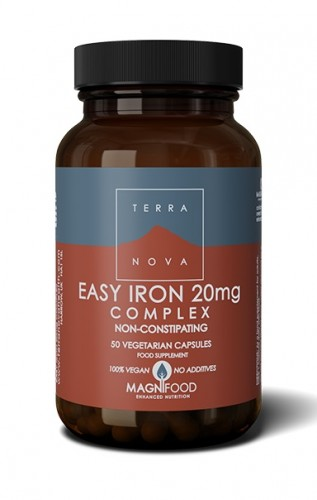 Easy Iron 20 mg Complex