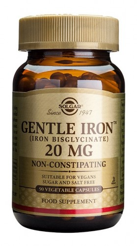 GENTLE IRON 20 mg