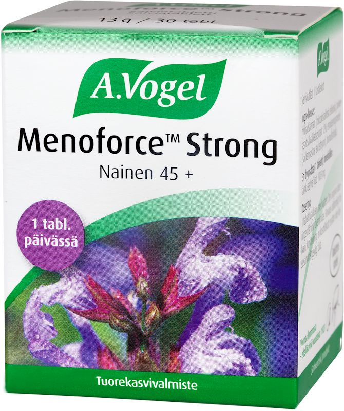 Menoforce Strong salviauutetabletti