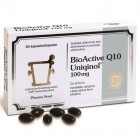 BioActive Q10 Uniqinol 100 mg